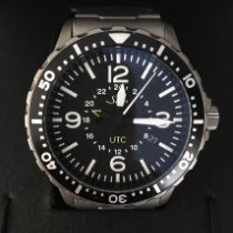Sinn 43mm Automatic 2010 pre-owned 856 / 857 Black