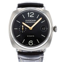 Panerai Radiomir 8 Days Titanium 45mm Brown United States of America, Georgia, Atlanta