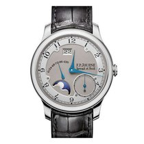 F.P.Journe pre-owned Automatic Silver 3 ATM