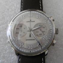Junghans Meister Driver nowość Automatyczny Chronograf Zegarek z oryginalnym pudełkiem i oryginalnymi dokumentami 027/3684.00