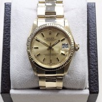 Rolex Yellow gold 31mm Automatic 6827 pre-owned