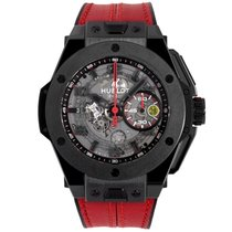 Hublot Ceramic 45mm Automatic 401.CX.0123.VR pre-owned Canada, Vancouver