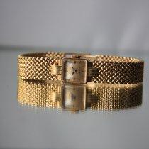 Rolex Pозовое золото Механические подержанные Oyster Precision