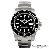 Rolex Submariner Date Staal 40mm Zwart Nederland, Purmerend
