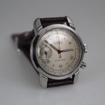 Gruen Steel 33mm Manual winding Precision pre-owned United States of America, Connecticut, New Canaan