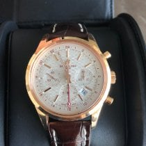 Breitling Transocean Chronograph GMT Red gold 43mm White United States of America, Texas, Austin