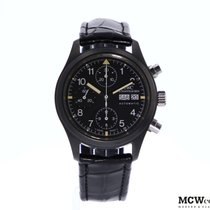 IWC Pilot Chronograph IW3705 1994 pre-owned