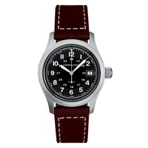 Hamilton new Quartz 38mm Steel
