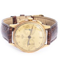Heuer Yellow gold Manual winding 62930 pre-owned
