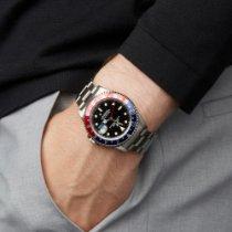 Rolex GMT-Master Staal 40mm Nederland, Amsterdam