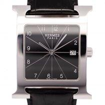 Hermès Heure H Stahl 30mm