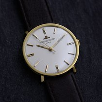 Jaeger-LeCoultre Yellow gold 34mm Manual winding pre-owned