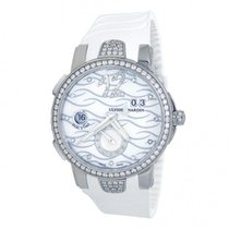 Ulysse Nardin Executive Dual Time Lady Steel 40mm Mother of pearl United States of America, New York, New York