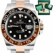 勞力士 GMT-Master II 新的 自動發條 附正版包裝盒和原版文件的手錶 126711CHNR