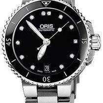 Oris Aquis Date 01 733 7652 4194-07 8 18 01P 2020 new