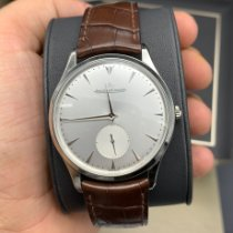 Jaeger-LeCoultre Master Grande Ultra Thin Steel 40mm Silver No numerals United States of America, Florida, Miami