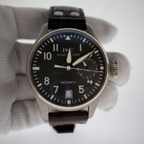 IWC Big Pilot White gold 46mm Grey Arabic numerals United States of America, Pennsylvania, Philadelphia