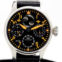 IWC Steel 46mm Automatic IW502618 pre-owned Singapore, Singapore