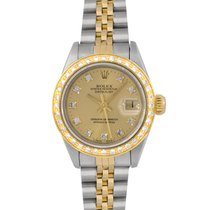 Rolex Lady-Datejust Gold/Steel 26mm Gold United Kingdom, London