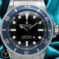 Rolex Submariner (No Date) 5513 1979 usados