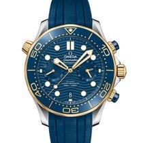 Omega Seamaster Diver 300 M 210.22.44.51.03.001 nouveau