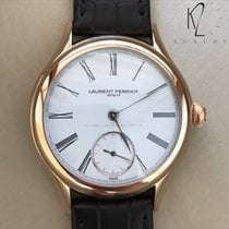 Laurent Ferrier Aur roz 41mm Armare manuala LCF001.R5.E10 nou
