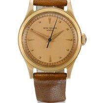 Patek Philippe | A Pink Gold Centre Seconds Wristwatch Ref...