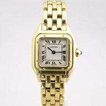 Cartier Panthère 18k Gold Ladies Bracelet  Watch