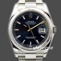 Rolex Oyster Perpetual Datejust in Edelstahl Ref.116200 Full-Set