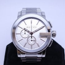 Gucci Stainless Steel Rose Gold 101.2