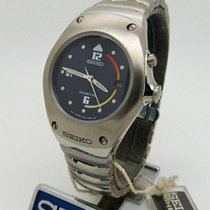 Seiko Kinetic Arctura All Stainless 3M22-0D39  Fef:SWP351P1