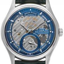 Armand Nicolet L14 kleine Sekunde Stahl Handaufzug Armband...