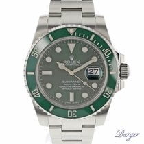 Rolex Submariner Date Green Cerachrom
