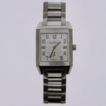 Jaeger-LeCoultre Reverso Squadra GMT Hometime AM/PM Stainless...