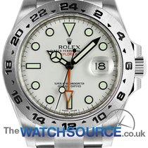 Rolex Explorer II 42mm 216570 White