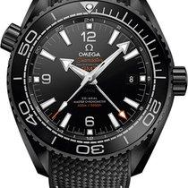 Omega Céramique Remontage manuel Noir 45.5mm nouveau Seamaster Planet Ocean