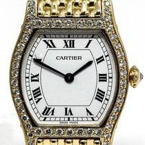 Cartier Ouro amarelo Corda manual Tortue usado