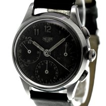 Heuer 345 1945 pre-owned
