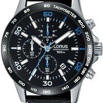 Lorus Aço 45mm Quartzo RM305DX9 novo