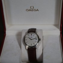 Omega Acier 35mm Remontage automatique 3669351 occasion France, versailles