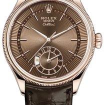 Rolex Cellini Dual Time new