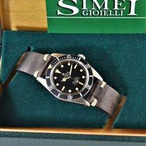 Rolex Submariner 5508 James Bond rare 4Lines Glossy Gilt