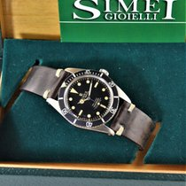 Rolex 5508 Staal 1962 Submariner (No Date) tweedehands