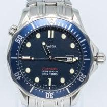 歐米茄 2221.80.00 鋼 Seamaster Diver 300 M 41mm