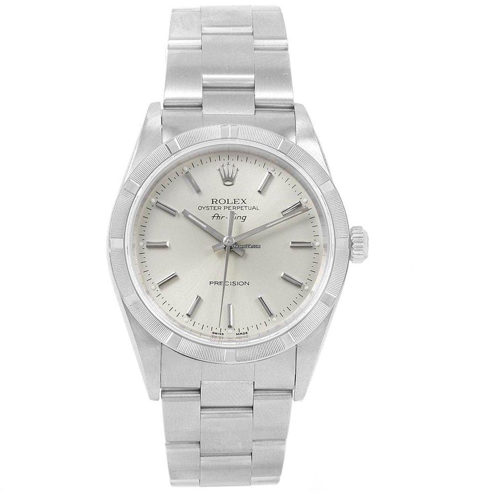 4b5fcec963df8 Pre-owned Rolex Air King   buy a pre-owned Rolex Air King watch