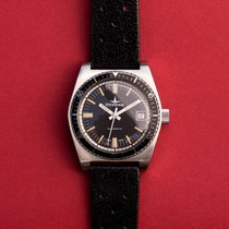 Dugena Steel 38mm Automatic 157 pre-owned