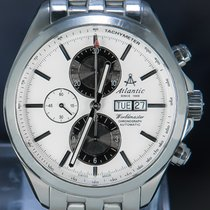 Atlantic Acier 44mm Remontage automatique 3614 occasion