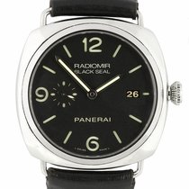 Panerai Radiomir Black Seal 3 Days Automatic Steel 45mm Black Arabic numerals United States of America, New York, Smithtown