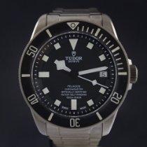 Tudor Titanium 42mm Automatic 25600TN pre-owned