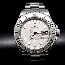 Rolex Yacht-Master 40 Steel 40mm Silver No numerals South Africa, Pretoria